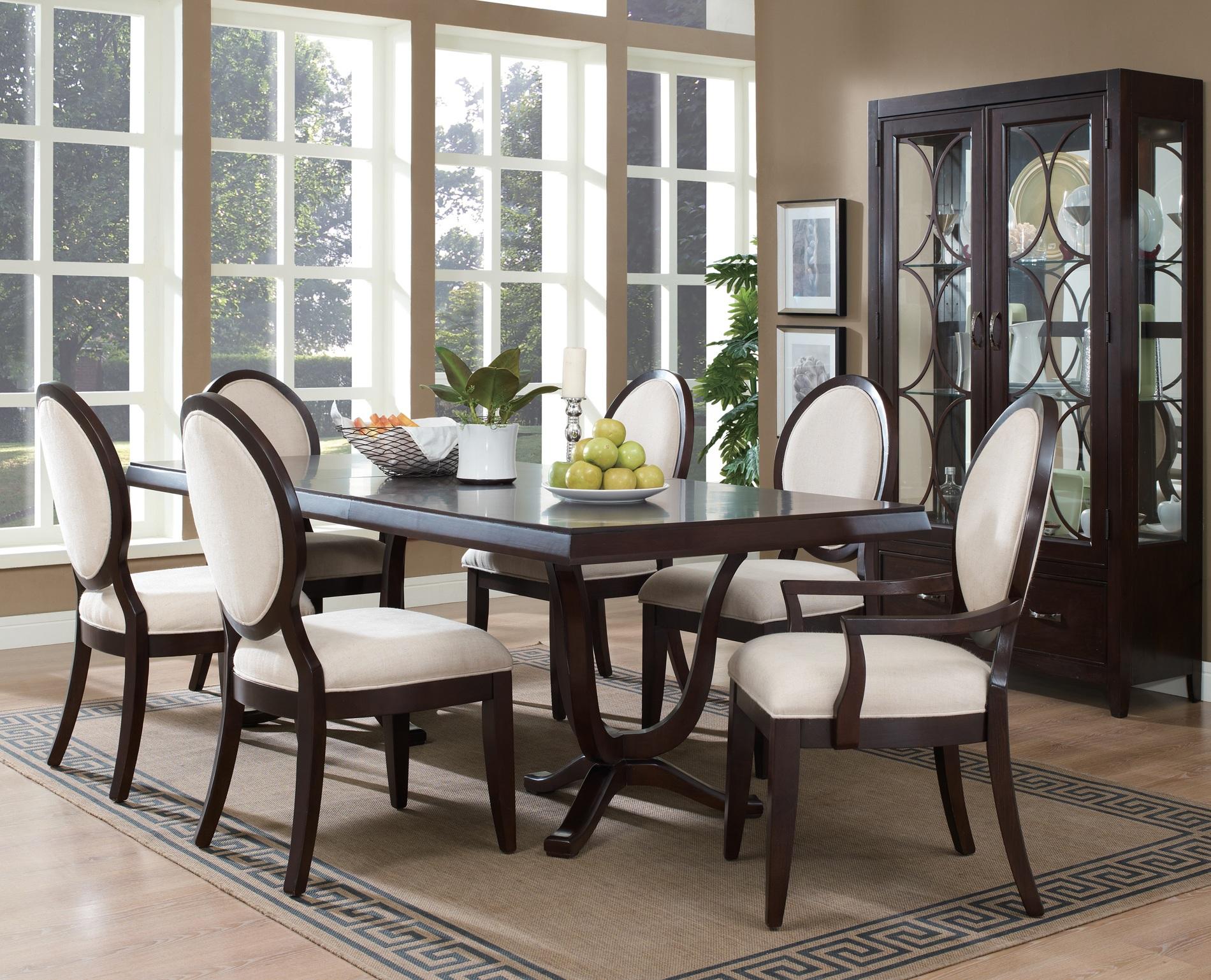 cara membuat kursi makan bergaya modern klasik